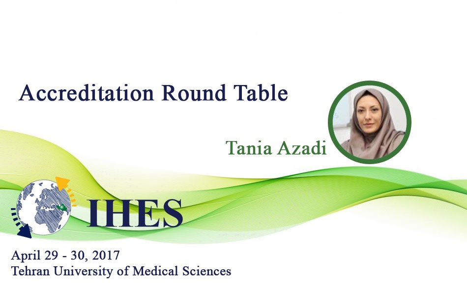 Accreditation Round Table