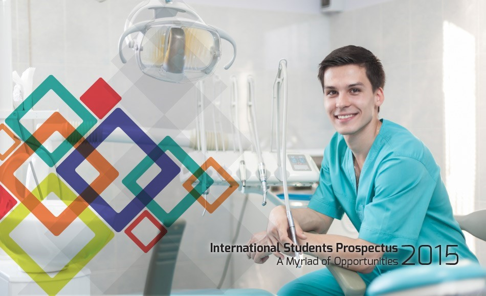 International Students Prospectus 2015