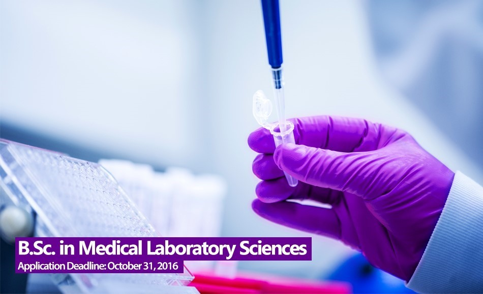 B.Sc. in Medical Laboratory Sciences