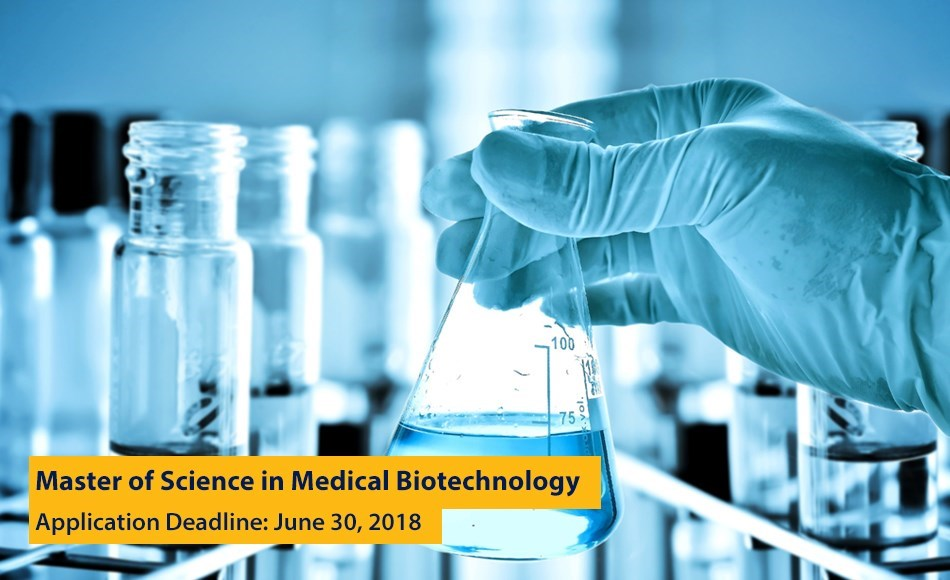 M.Sc. in Medical Biotechnology