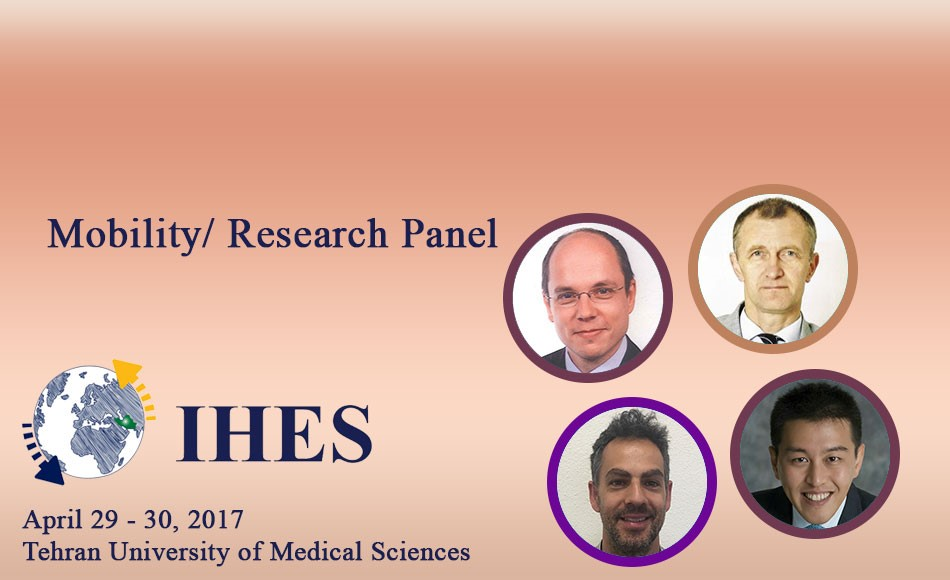 Mobility/ Research Panel