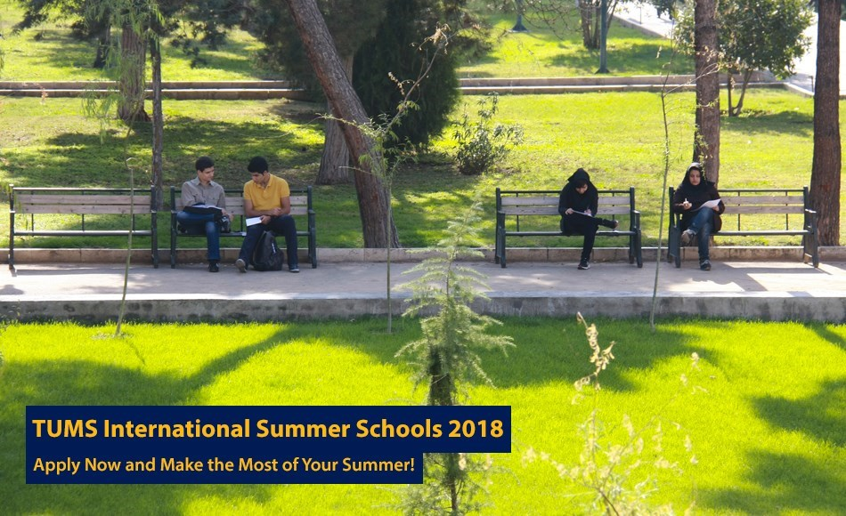 TUMS International Summer Schools 2018
