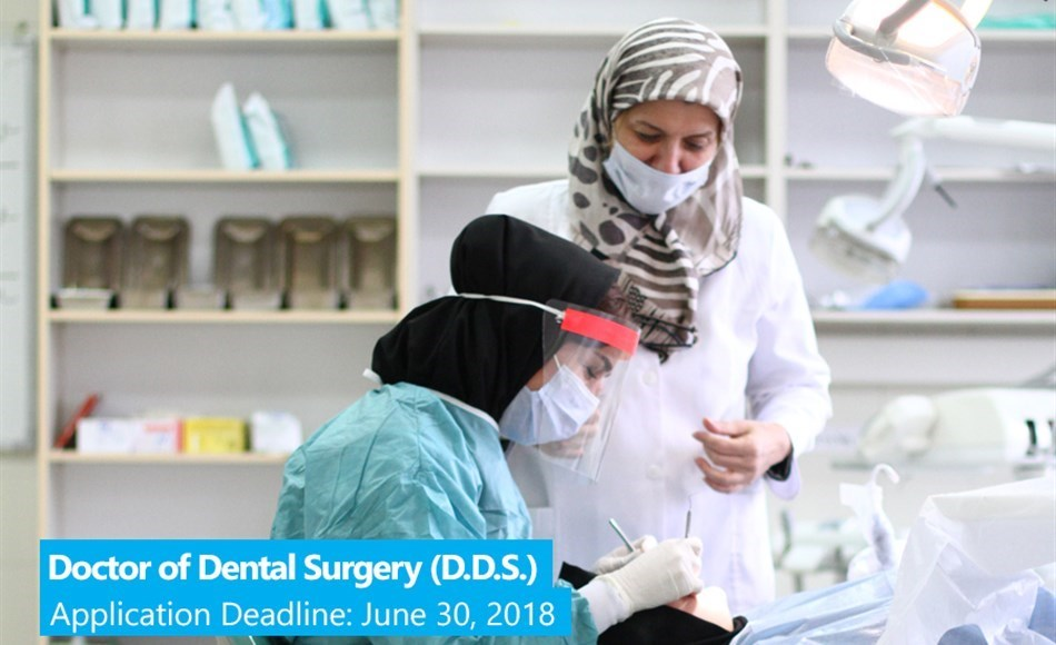 Doctor of Dental Surgery (D.D.S.)