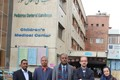 JU Delegation visited Children Medical Center Hospital