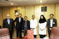Altinbas University Delegation visited Tehran Heart Center