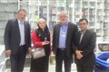 Altinbas University Delegation visited 13-Aban Pharmacy