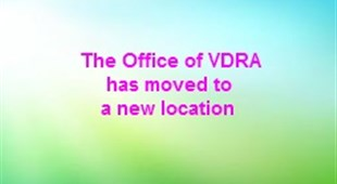 The office of VDRA has moved to a new location