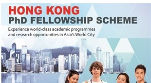 HONG KONG PhD FELLOWSHIP SCHEME 2020-2021