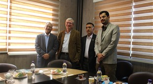 Professor Alexander Mulle has visited the School of Dentistry, International Campus