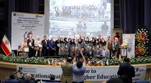 Internationalization of Higher Education Seminar was successfully held on 29th-30th of April