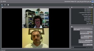 5th Applied Linguistics Webinar Session Held at TUMS