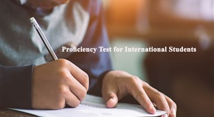 Proficiency Test for International Students