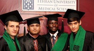 TUMS Holds Integrated Graduation Ceremony