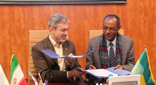 New Season of Cooperation Launches for TUMS & Jimma University