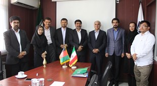 TUMS and Afghanistan's Khatam al-Nabieen University Sign an MOU