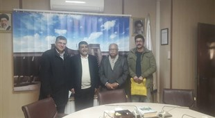 TUMS authorities had a meeting with First Secretary (Culture) of Embassy of India.