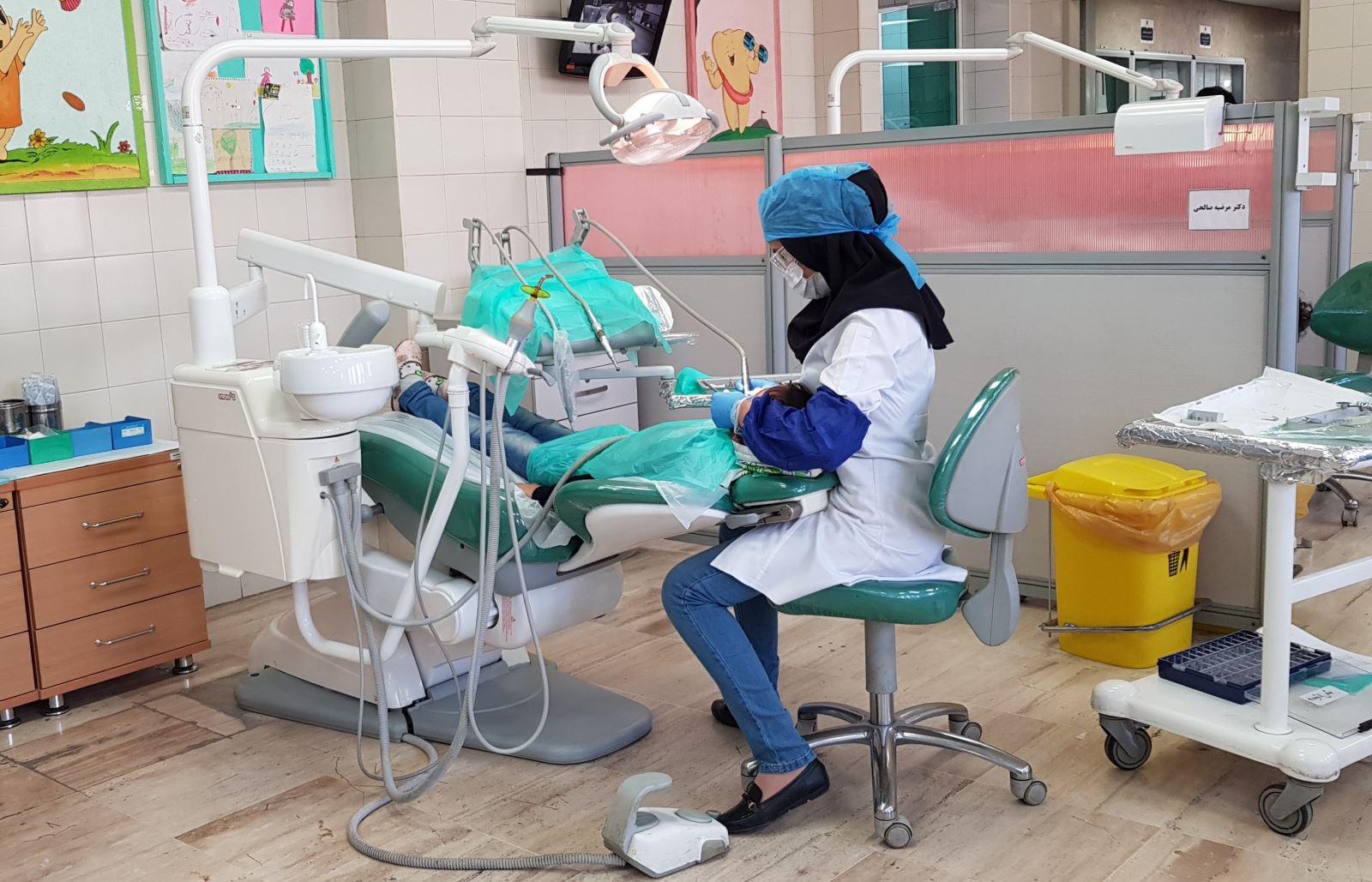Department of Pediatric Dentistry