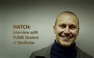 Interview with TUMS Student of Medicine